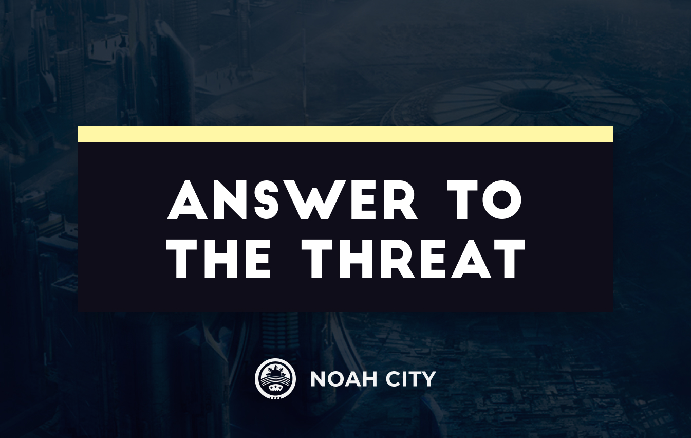 Answer to the threat and AMA session about Noah Project from the Platinum QDAO Engineering team.