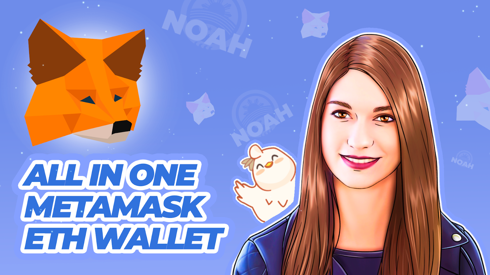 All-in-one Metamask ETH wallet: how to use and connect with ERC-20 NOAH
