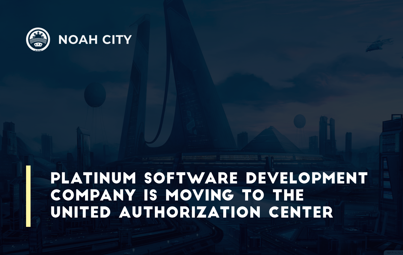 Platinum Software Development Company is moving to the United Authorization Center