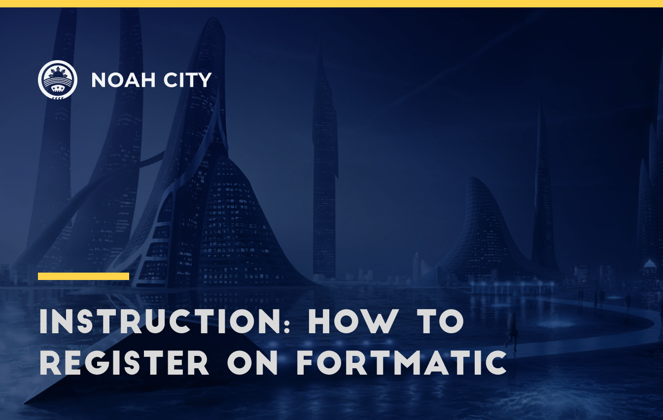 How to register on Fortmatic. A detailed manual.